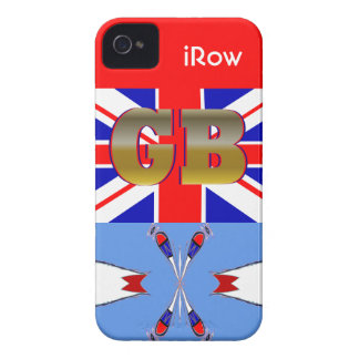 Cool New Great Britain Sport iRow iPhone Case Gift iPhone 4 Case-Mate Case