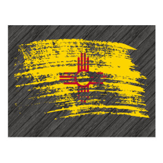 Cool New Mexican flag design Postcard