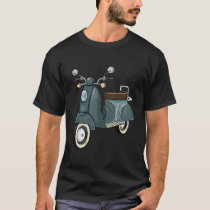 Cool new moped T-Shirt