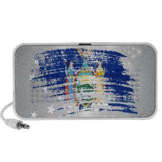 Cool New Yorker flag design Mp3 Speaker