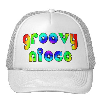 Cool Nieces Birthdays Christmas Groovy Niece Hats