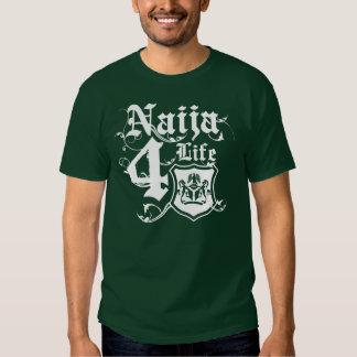 Cool Nigerian Coat of Arms design Shirt