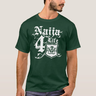 Cool Nigerian Coat of Arms design T-Shirt