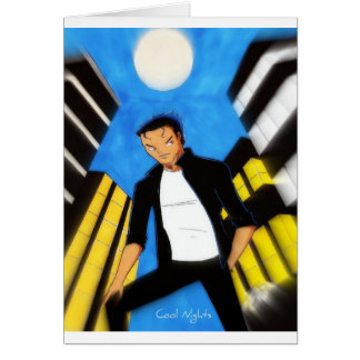 Cool Nights Card