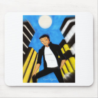 Cool Nights Mouse Pad
