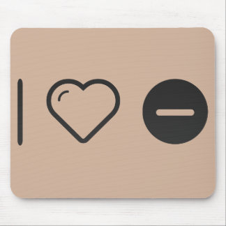 Cool No Entry Mouse Pad