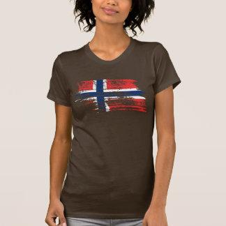 Cool Norwegian flag design Tshirt
