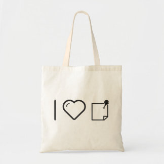 Cool Notices Budget Tote Bag