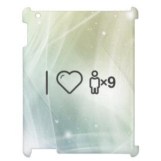 Cool Number Nine iPad Covers