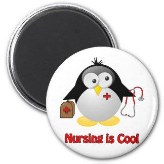 Cool Nurse Fridge Magnet