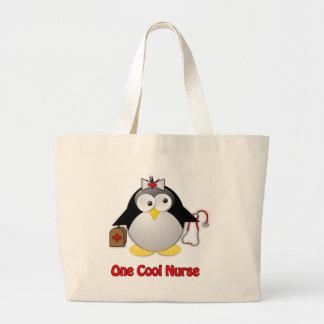 Cool Nurse Jumbo Tote Bag