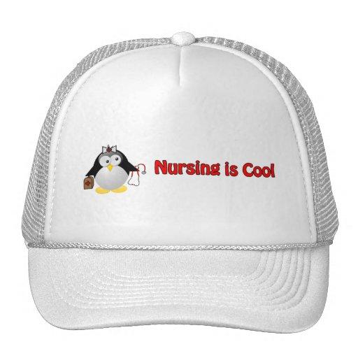 Cool Nurse Trucker Hat