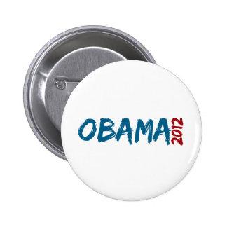 Cool Obama 2012 2 Inch Round Button