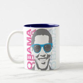 Cool Obama 2012 Coffee Mug