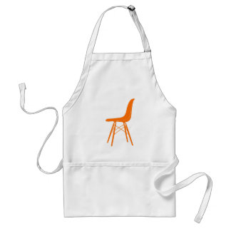 Cool objects eames chair adult apron