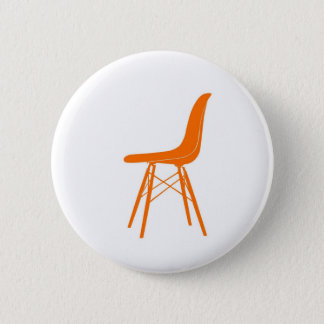 Cool objects eames chair pinback button