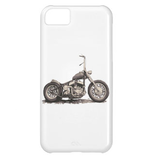 Cool Old Motorbike iPhone 5C Covers