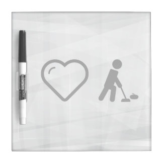Cool Olympic Games Dry-Erase Whiteboard