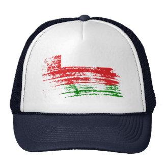 Cool Omani flag design Trucker Hats