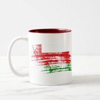 Cool Omani flag design Mug