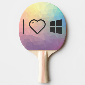 Cool Operating System Ping Pong Paddle