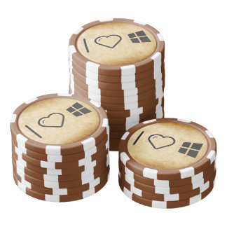 Cool Operating System Poker Chips Set