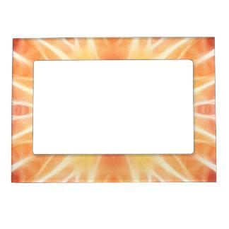 Cool Orange Magnetic Frame