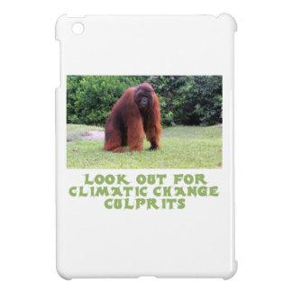 cool Orangutan designs iPad Mini Case