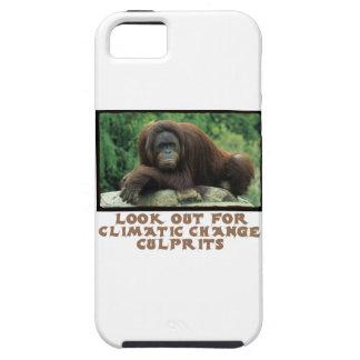 cool Orangutan designs iPhone SE/5/5s Case