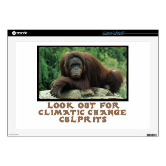 cool Orangutan designs Skin For Laptop