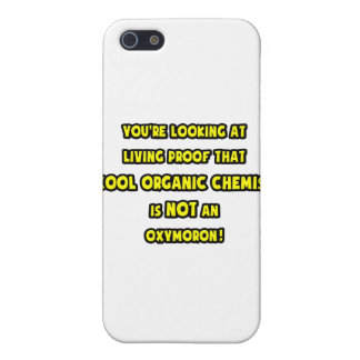 Cool Organic Chemist Is NOT an Oxymoron Covers For iPhone 5