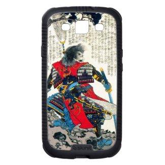 Cool oriental classic japanese samurai warrior art samsung galaxy s3 case
