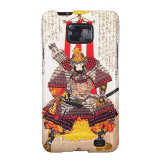 Cool oriental japanese classic samurai warrior art galaxy s2 case