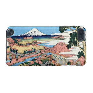 Cool oriental japanese Hokusai Fuji View landscape iPod Touch 5G Case
