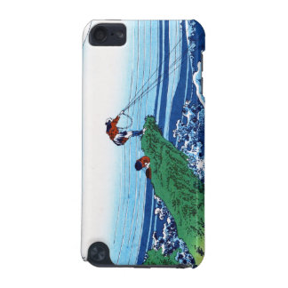 Cool oriental japanese Hokusai Fuji View landscape iPod Touch 5G Cover