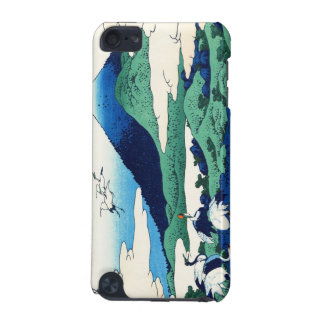 Cool oriental japanese Hokusai Fuji View landscape iPod Touch (5th Generation) Cover