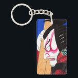 """Cool oriental japanese kabuki actor portrait keychain<br><div class=""""desc"""">MOST POPULAR ITEMS:     com                   com              com                                                                                com       com.</div>"""