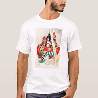 Cool Oriental Japanese Kagekiyo tattoo T-Shirt