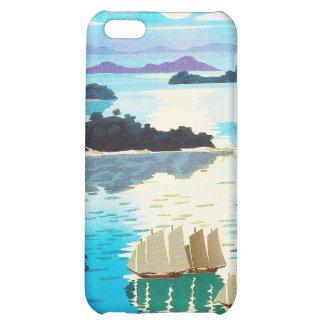 Cool oriental japanese Kawai Kenji Sunset Lake iPhone 5C Cover