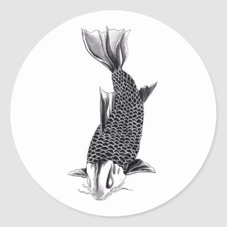 398 traditional tattoo stickers and traditional tattoo for Cool koi fish