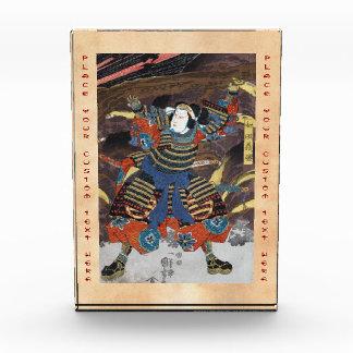 Cool oriental japanese legendary warrior samurai awards