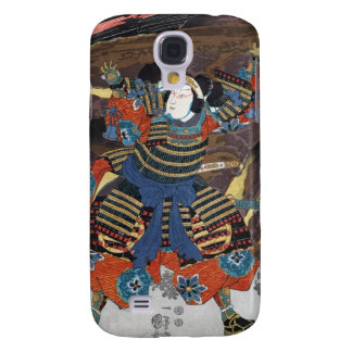 Cool oriental japanese legendary warrior samurai samsung galaxy s4 cover