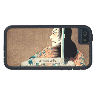 Cool oriental japanese Natsumatsuri Danschich Name iPhone SE/5/5s Case