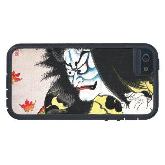 Cool oriental japanese Togakushi kabuki actor iPhone SE/5/5s Case
