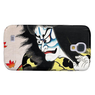Cool oriental japanese Togakushi kabuki actor Samsung S4 Case