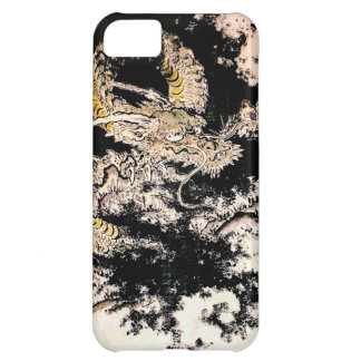 Cool oriental Legendary Ancient Chinese Dragon ink iPhone 5C Cover