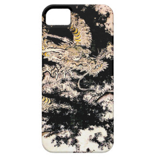 Cool oriental Legendary Ancient Chinese Dragon ink iPhone 5 Cases