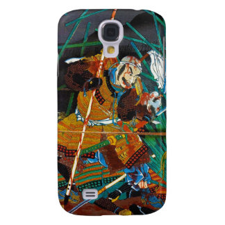 Cool oriental Legendary Hero Samurai general Samsung Galaxy S4 Case