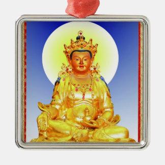 Cool oriental Tibetan Thangka art Metal Ornament