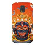 Cool oriental tibetan thangka Bhairava tattoo art Case For Galaxy S5